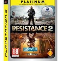Resistance 2 Platinum - Ps3 - Mega Promocao (3 Peças)