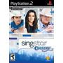 Jogo Novo Lacrado Singstar Country Para Playstation 2