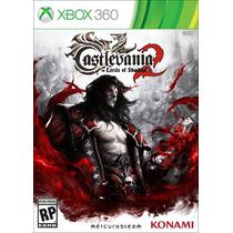 Castlevania 2 Ii Em Português Mídia Física Xbox 360