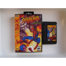 Spider Man Web Of Fire (sega 32x)!!! Sega Mega Drive!!!