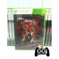 The Darkness 2 Ii Limited Edition - Xbox 360 - Novo- Lacrado