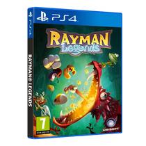 Jogo Novo Rayman Legends Em Português Para Playstation 4