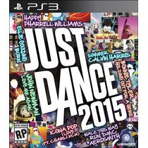 Just Dance 2015 Ps3 Legendado Br - Cod Psn Envio Via Email