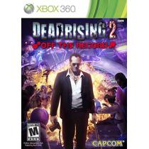 Dead Rising 2 - Xbox 360 Original Novo & Lacrado!