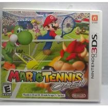 Mario Tennis Open Nintendo 3ds Semi Novo Rcr Games