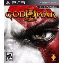 God Of War Iii 3 Ps3 Midia Fisica Lacrado Novo Jogos Ps3