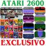 Emulador Atari 2600 Nintendinho Game Gear Mega Drive Outros
