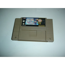 Snes Super Nintendo Super Mario All Stars Original