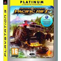 Jogo Ps3 Motorstorm Pacific Rift P. Edition Original Lacrado