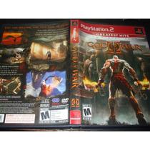 God Of War 2 Original (gow) Playstation 2
