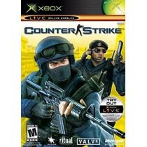Xbox Game Geracao 1 - Counter Strike