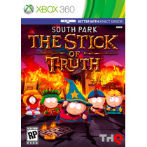 Jogo Lacrado South Park The Stick Of Truth Pra Xbox 360