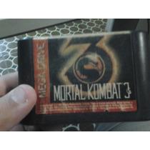 Mortal Kombat 3 Original Top De Linha Otimo Jogo Aproveitem!