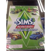 The Sims 3 Acelerando Pacote De Objetos Lacrado Original !!