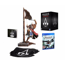 Assassins Creed Black Flag Edição Limitada Colecionador Ps4