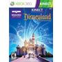 Kinect Disneyland Adventures (x-box)