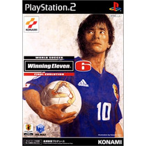 Winning Eleven 6 Final Evolution - Playstation 2