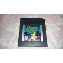 Quest For Camelot 100% Original P/ Todos Game Boy
