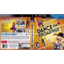Dance On Broadway Ps3 Requer Playstation Mov- Pronta Entrega