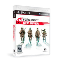 Operation Flashpoint - Red River - Ps3 - Original