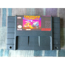 Super Nintendo - Firepower 2000