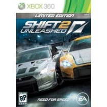 Jogo Need Speed Shift 2 Unleashed Limited Edition Xbox 360