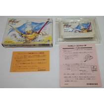 Final Fantasy 3 Nintendo Famicom Nes 8bits Original Salvando