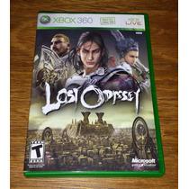 Lost Odyssey Midia Fisica Xbox 360 Game Jogo Bom Estado Ntsc