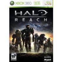 Jogo Lacrado Halo Reach Totalmente Em Portugues Br Xbox 360