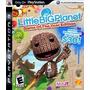 Little Big Planet Goty Jogo Ps3 Original Lacrado
