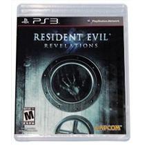 Resident Evil Revelations - Americano - Lacrado