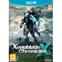 Jogo Xenoblade Chronicles X Wii U Nintendo Lacrado