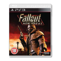 Ps3 - Fallout New Vegas - Lacrado