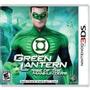 Jogo Lacrado Green Lantern Lanterna Verde Para Nintendo 3ds