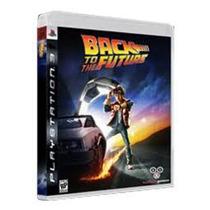 Jogo Back To The Future The Game Lacrado Original Para Ps3