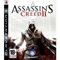 Assassins Creed 2 Ps3 Pronta Entrega Envio Sedex A Cobrar