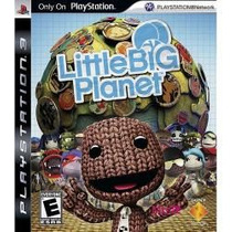 Jogo Little Big Planet Em Portugues Para Ps3 Playstation