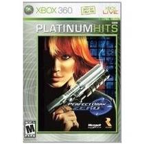Jogo Lacrado Perfect Dark Zero Platinum Hits Para Xbox 360