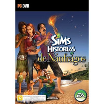 Game Pc The Sims Historias De Naufragos