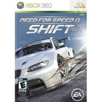 Jogo Lacrado Americano Need For Speed Shift Para Xbox 360