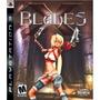 Jogo X-blades Para Ps3 Playstation , Aceito Sedex A Cobrar