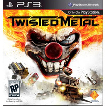 Twisted Metal Ps3 - Código Psn Envio Via Email