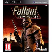 Ps3 * Fallout New Vegas * Pode Retirar Em Mãos * Rj