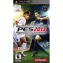 Jogo Pro Evolution Soccer Pes 2013 Lacrado Playstation Psp