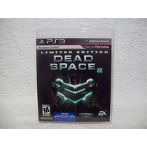 Dead Space 2- Limited Edition- Ps3 Original