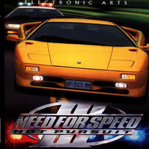 Game Pc Need For Speed 3 Hot Pursuit Cd-rom