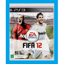 Playstation 3 Jogo - Fifa 12 - Fifa Soccer 2012 , Original