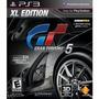 Jogo Americano Gran Turismo 5 Xl Edition 3d Em Portugues Ps3