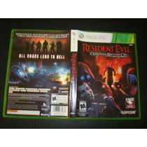 [ Xbox 360 - Resident Evil Operation Raccoon City ]