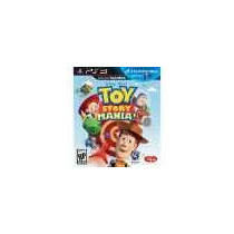Jogo Toy Story Mania Ps3 Ps Move Ps3 Frete Gratis!!!